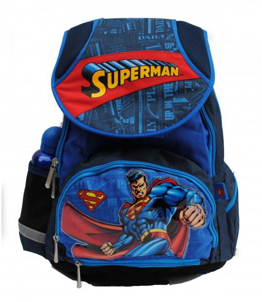 Superrman skolesekk 25 liter