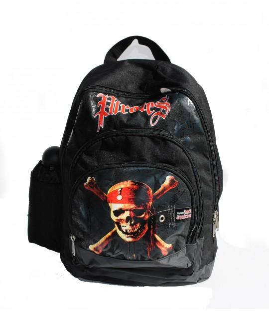 Pirat skolesekk 23 liter
